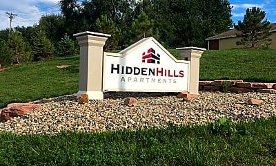 Hidden Hills Apartments, 1