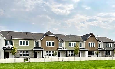 Building, 9867 W. Campville Street, 1