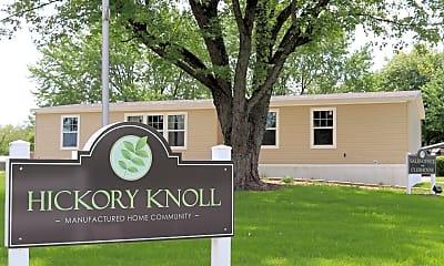 Community Signage, Hickory Knoll, 0