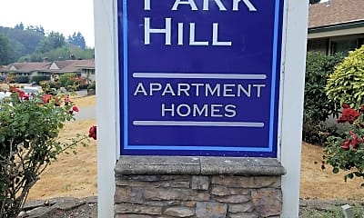 Park Hill!Green Tree Apartments, 1