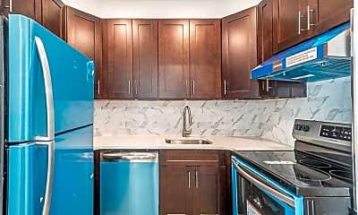 Kitchen, 88-56 162nd St 3E, 1
