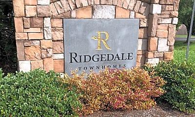 Ridgedale Townhouses, 1
