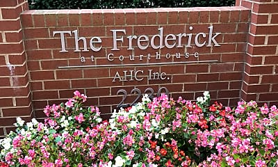 The Frederick, 1