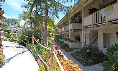 Building, Beach Creek Resort Apartments, 1