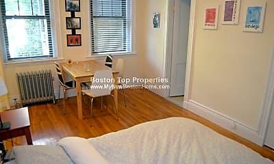 Bedroom, 60 Queensberry St, 1