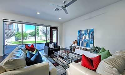 Living Room, 4700 N 40th St 216, 1