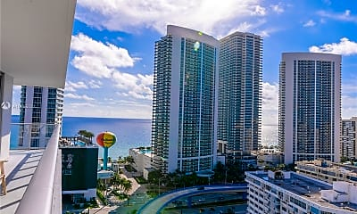 Building, 4010 S Ocean Dr R1608, 2