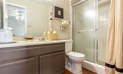 Bathroom, La Mirada, 2