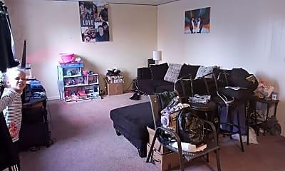 Living Room, 1441 Fairmont St, 2