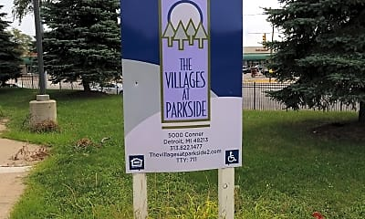 The Villages at Parkside II & IV, 1