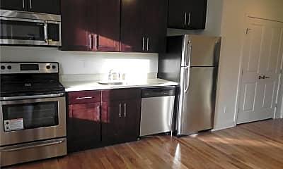 Kitchen, 1 Herbert Ave 3D, 1