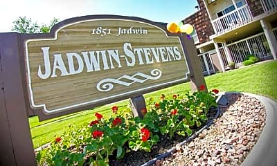 Jadwin Stevens Apartments, 2