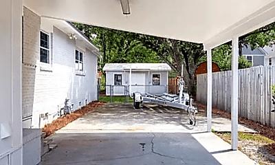 Patio / Deck, 1619 Woodcrest Ave, 2