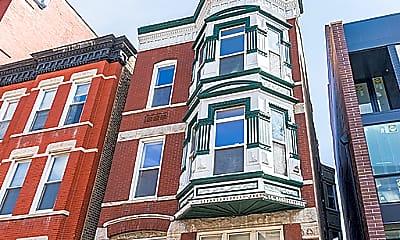 Building, 723 N Ada St, 2