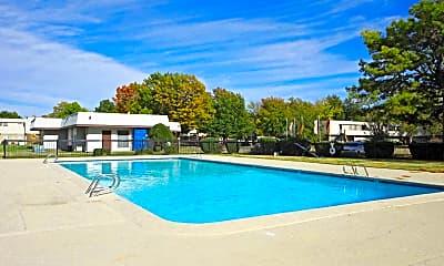 Pool, Village Creek @ 67th, 1