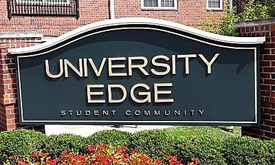 University Edge Cincinnati, 1