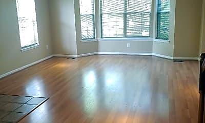 Living Room, 701 George St, 1