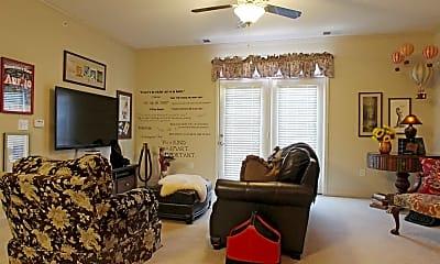 Living Room, The Lofts at Reynolds Village, 1