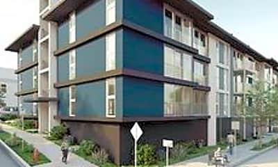 Building, University Park, 0