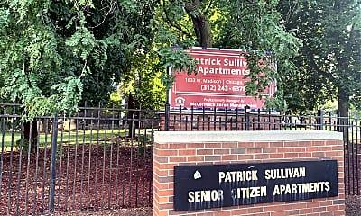 Patrick Sullivan Senior Apartments, 1