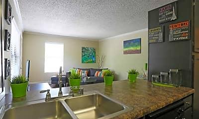 Kitchen, 5th Avenue Apartments, 1