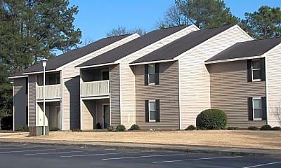 Building, Oakdale Villas, 2