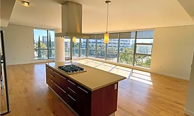 Kitchen, 9 MacArthur Pl S507, 0