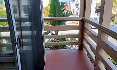Patio / Deck, 600 Monterey Bl. #2, 1