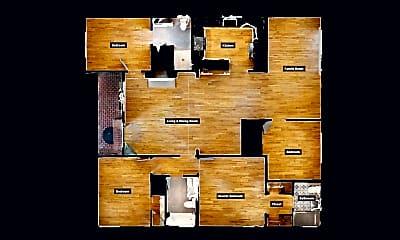 Building, 865 Ada St, 1