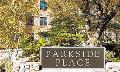 Community Signage, Parkside Place, 0