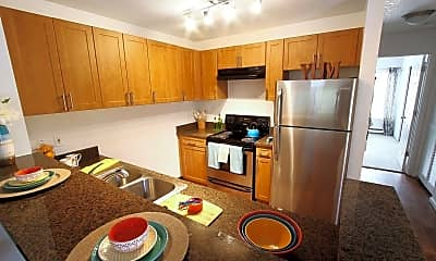 Kitchen, Andover Park, 0