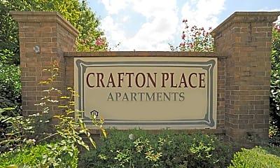 Community Signage, Crafton Place, 2