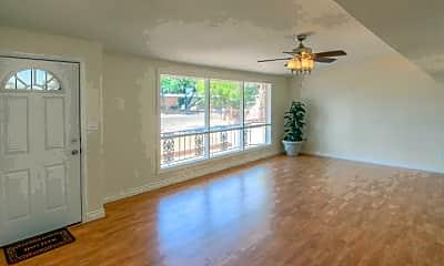 Living Room, 5821 E 8th St, 1