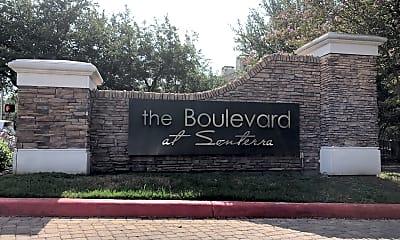 The Boulevard at Sonterra, 1