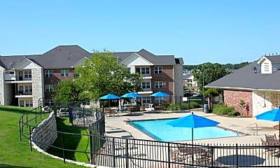 Pool, Southwest Pines, 0