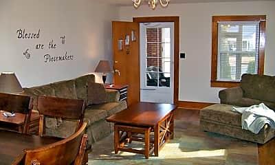Living Room, 2429 Monroe St, 1