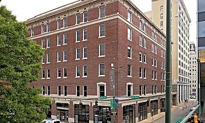 Building, The Clemons Lofts, 0