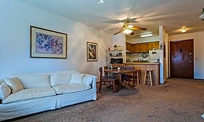 Living Room, Nicollet Court, 1