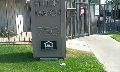 Mono Hilltop Manor, 1