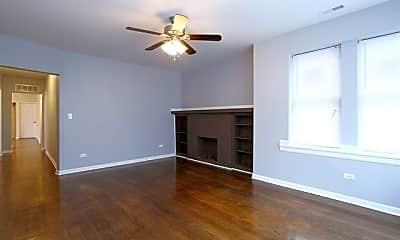 Bedroom, 8118 S Throop St, 1