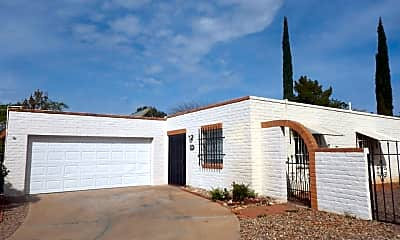 Building, 1309 E Carmelita Dr, 1
