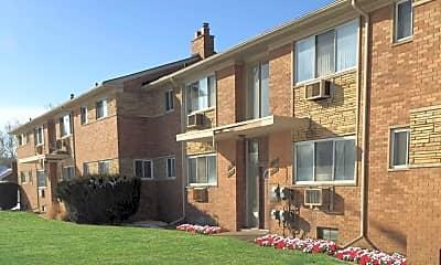 Building, Hillside Apartments, 2