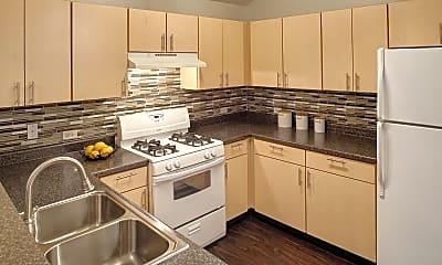 Kitchen, 803 Corday at Naperville, 2