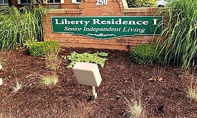 Liberty Residence, 1