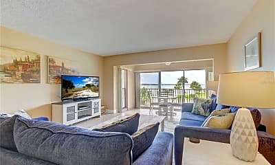 Living Room, 845 S Gulfview Blvd 312, 1