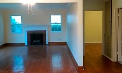 Living Room, 2605 S. Bentley ave, 2
