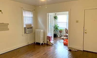 Living Room, 7403 Schoyer Ave, 0