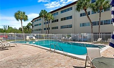 Pool, 6360 1st St N 202, 2