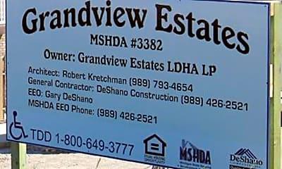 Building, 156 E Deckerville Rd, 1