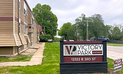 Community Signage, 12310 3rd St, 1